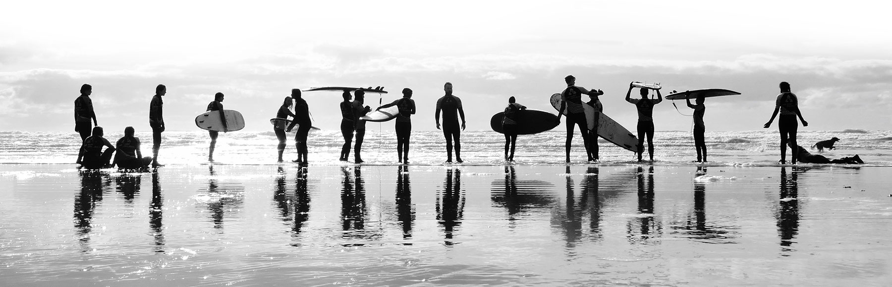 The Surf Project Living life to the full!