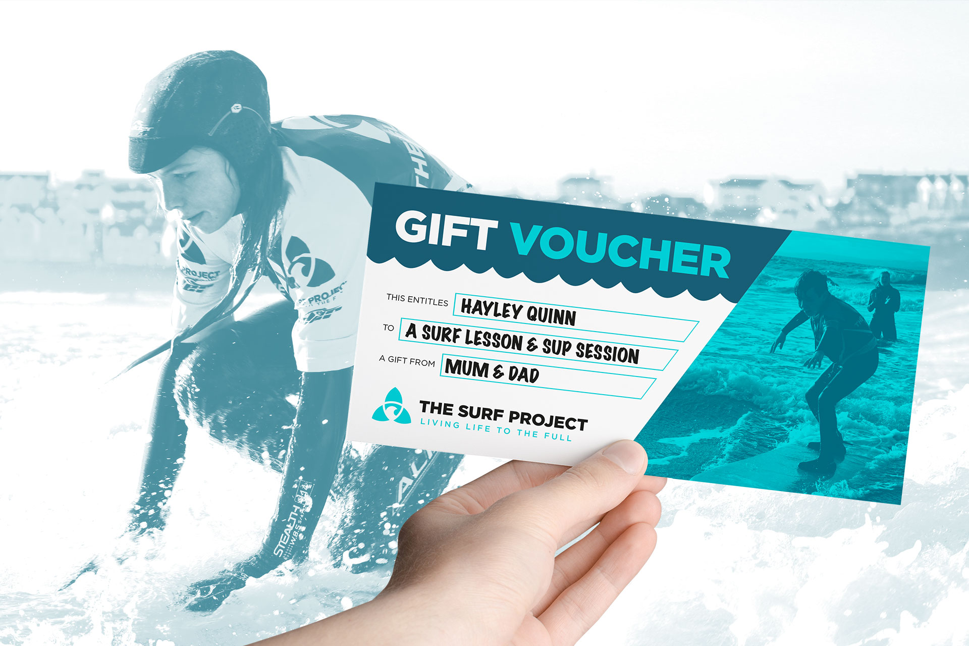 gift a surf lesson