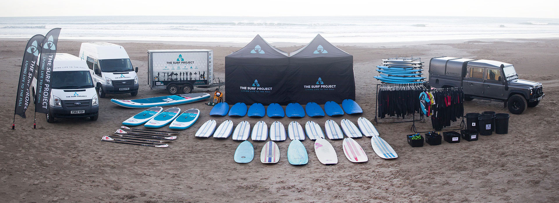 Surf equipment hire in Portrush