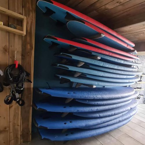 Surf & SUP equipment hire