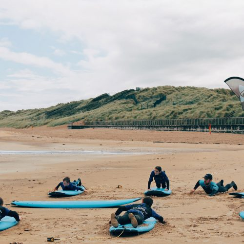 Surf & SUP lessons in Portrush